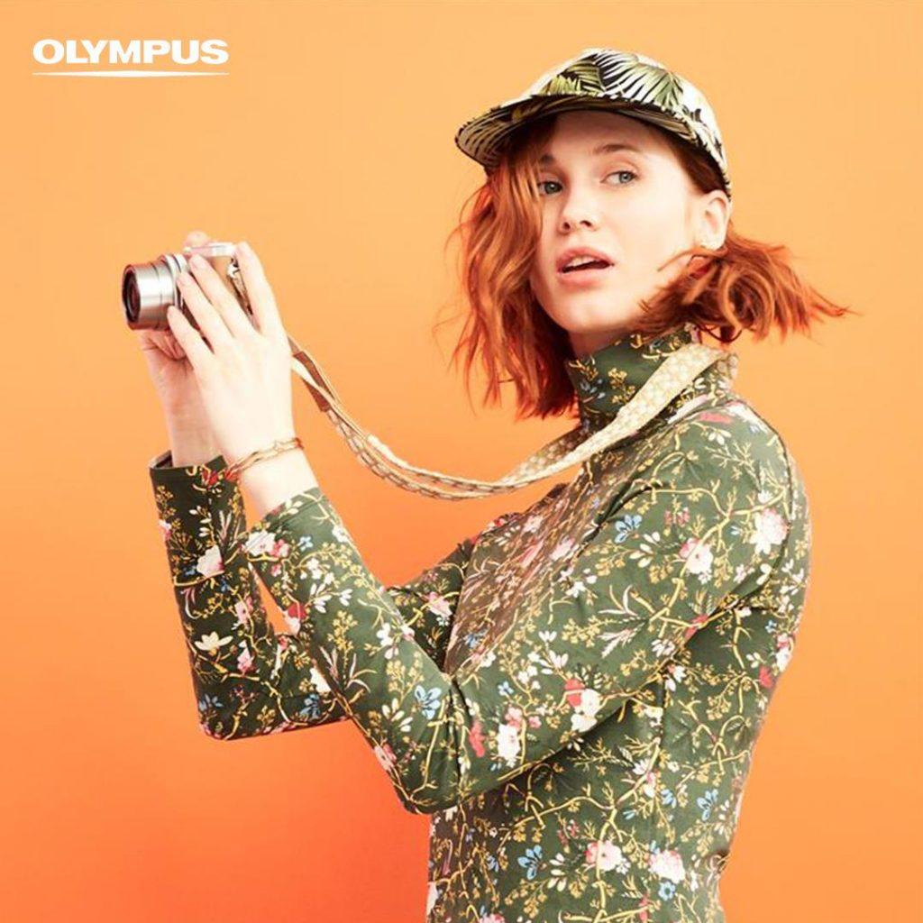Zachyťte všechny důležité momenty fotoaparátem Olympus.