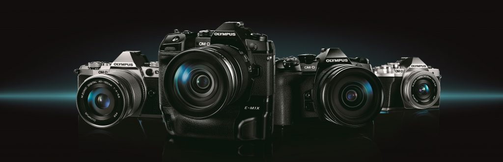 Olympus je světoznámý hlavně díky svým fotoaparátům.