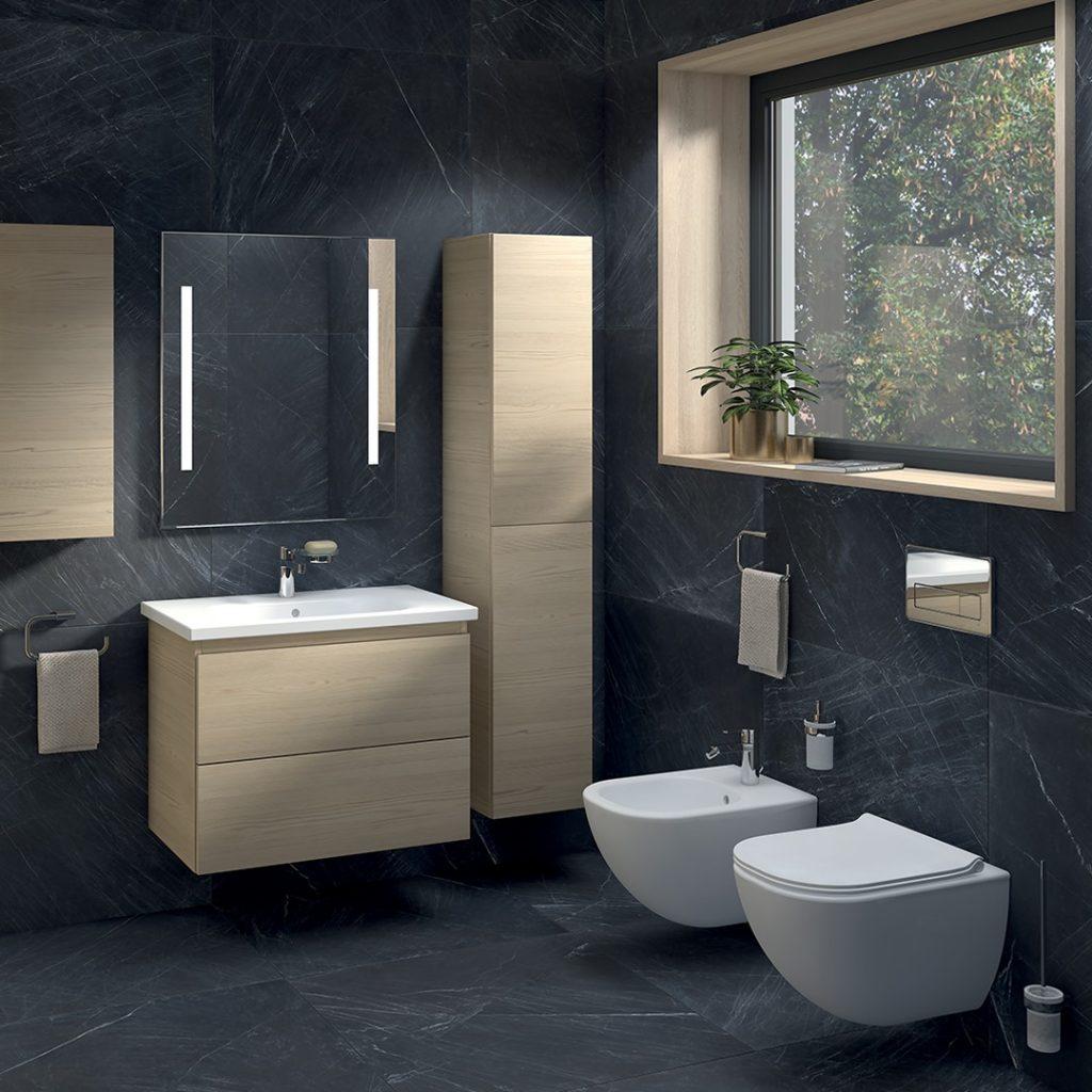 V koupelnách Ptáček Vám navrhnout koupelnu přesně podle Vašich představ.