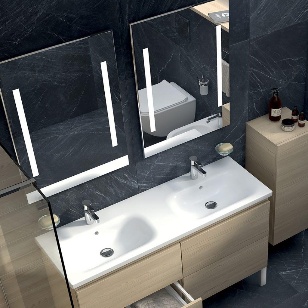 Moderní pojetí koupelen. To jsou koupelny Ptáček.