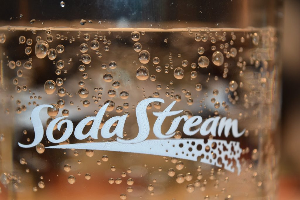Dopřejte si poctivé bublinky se SodouStream.