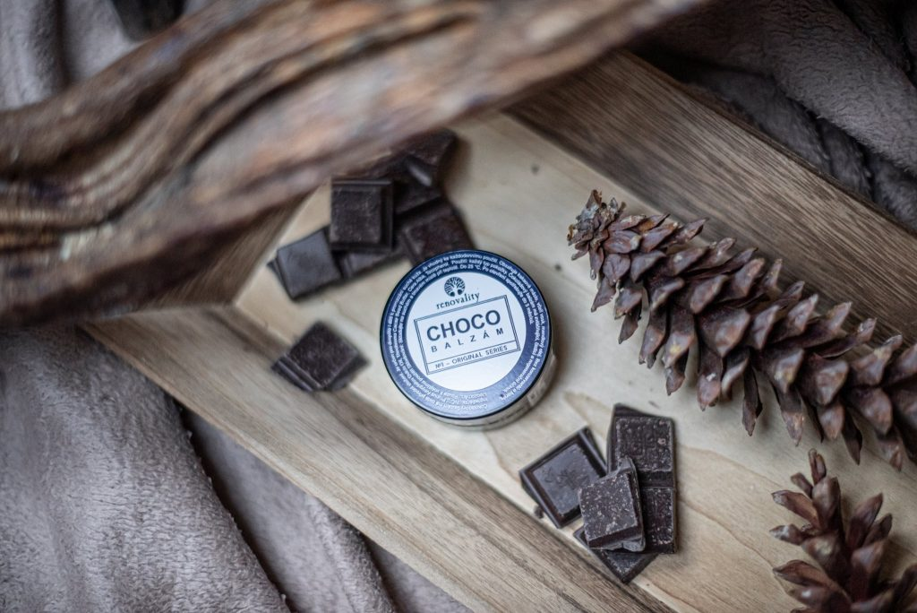 Je libo přírodní produkty z čokolády?