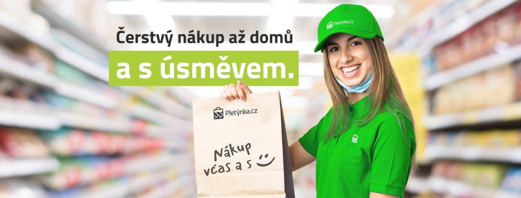 Nový český e-shop s potravinami Pletýnka