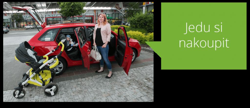 Nejstarší český carsharing Auto Napůl